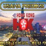 USAHA PREDIKSI JITU TOGEL HONGKONG POOLS KAMIS, 13 DESEMBER 2019