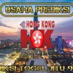 USAHA PREDIKSI JITU TOGEL HONGKONG POOLS KAMIS, 15 OKTOBER 2020
